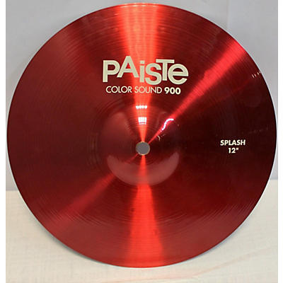 Paiste 12in Color Sound 900 Splash Cymbal