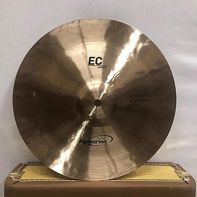 Agazarian 12in EC Bright China Cymbal