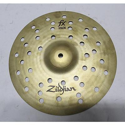 Zildjian 12in FX STACK Cymbal