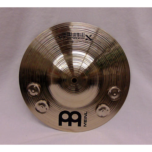 Meinl 12in Generation X Johnny Rabb Safari Hi Hat Cymbal 30