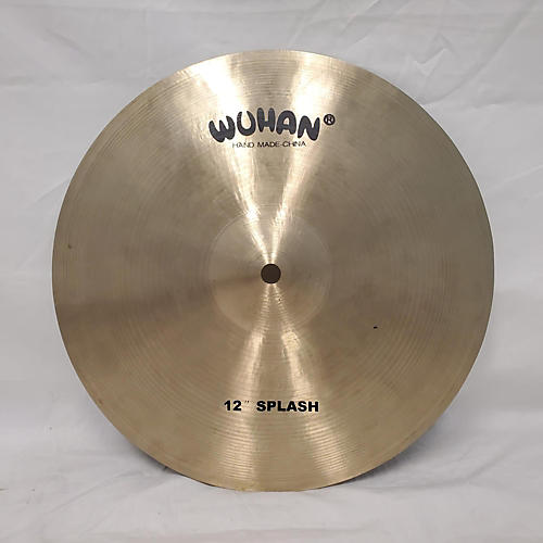 12in HAND MADE-CHINA Cymbal
