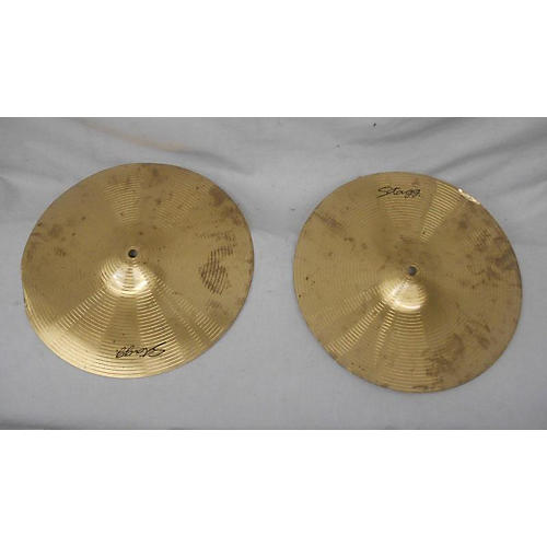 12in HI HATS Cymbal