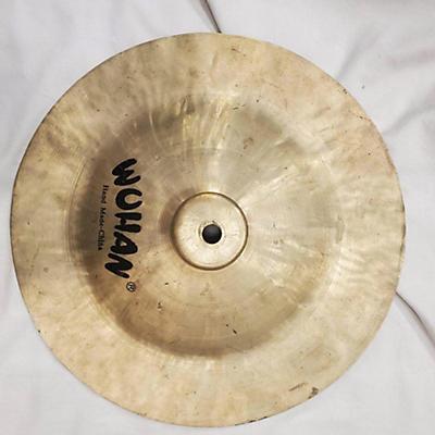 Wuhan Cymbals & Gongs 12in Hand Made China Cymbal