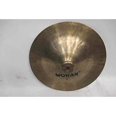 Wuhan Cymbals & Gongs 12in Hand Made Cymbal