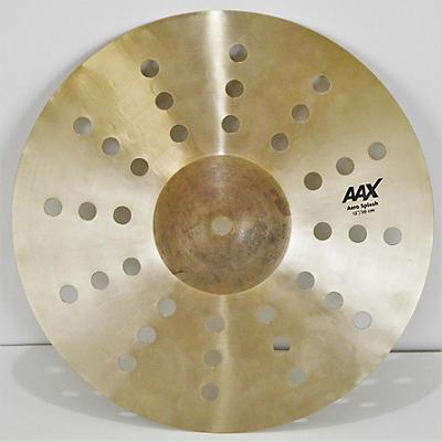 Sabian 12in MINI MONSTER STACK Cymbal
