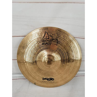 Paiste 12in Power Splash Cymbal