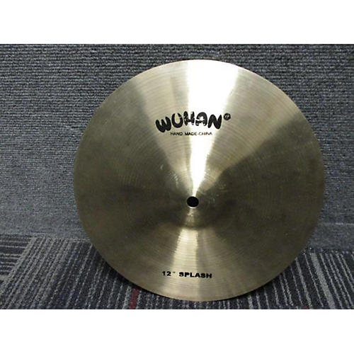 Wuhan 12in SPLASH Cymbal 30