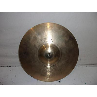 Paiste 12in Signature Prototype Splash Cymbal