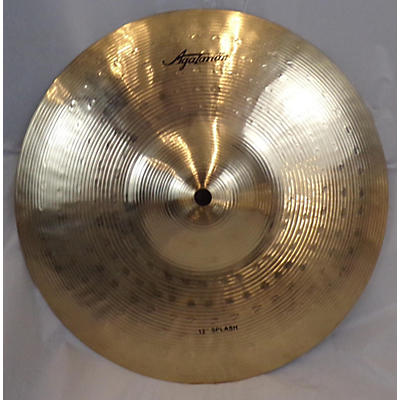 Agazarian 12in Splash Cymbal