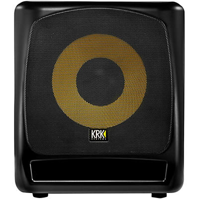 "KRK 12s 12"" Powered Studio Subwoofer (Each)"