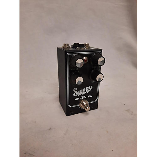 Supro 1304 FUZZ Effect Pedal