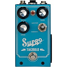 Open Box Supro 1310 Analog Harmonic Tremolo Pedal