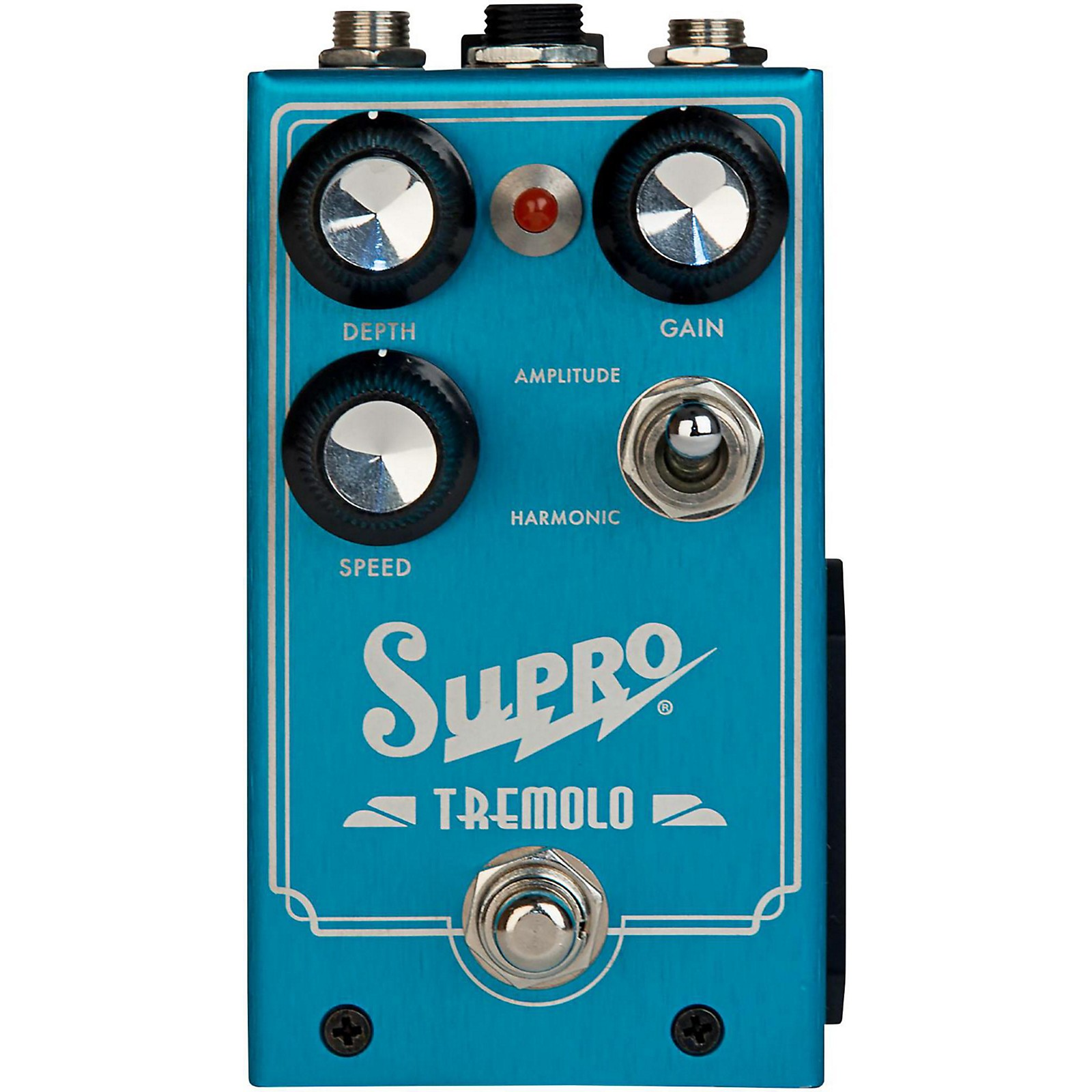 Supro 1310 Analog Harmonic Tremolo Pedal