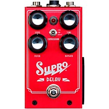 Supro 1313 Delay Effects Pedal