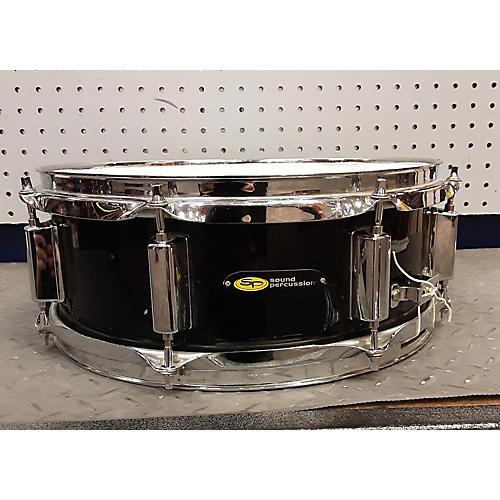 Sound Percussion Labs 13X5 8 Lug Snare Drum Drum Black 194