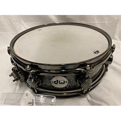 DW 13X5 Collector's Series FinishPly Snare Drum Black 194