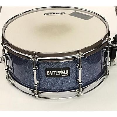 Battlefield Drums 13X6 Custom Snare Drum Drum