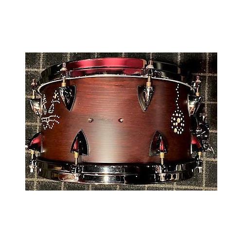 Orange County Drum & Percussion 13X7 13X7 SNARE Drum Chestnut Ash 198