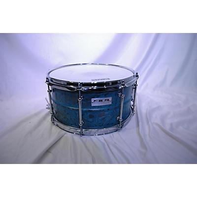 Pork Pie USA 13X7 BRASS Drum