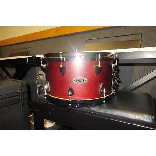 Orange County Drum & Percussion 13X7 CHESTNUT ASH Drum ASH 198