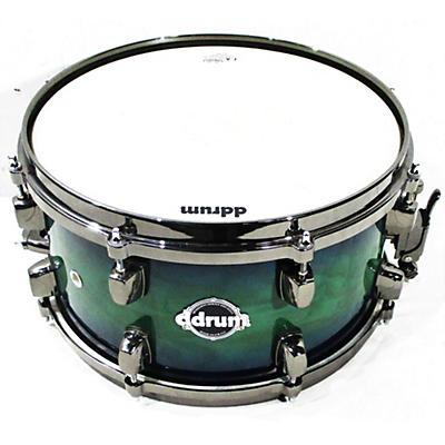 ddrum 13X7 Dominion Ash Drum