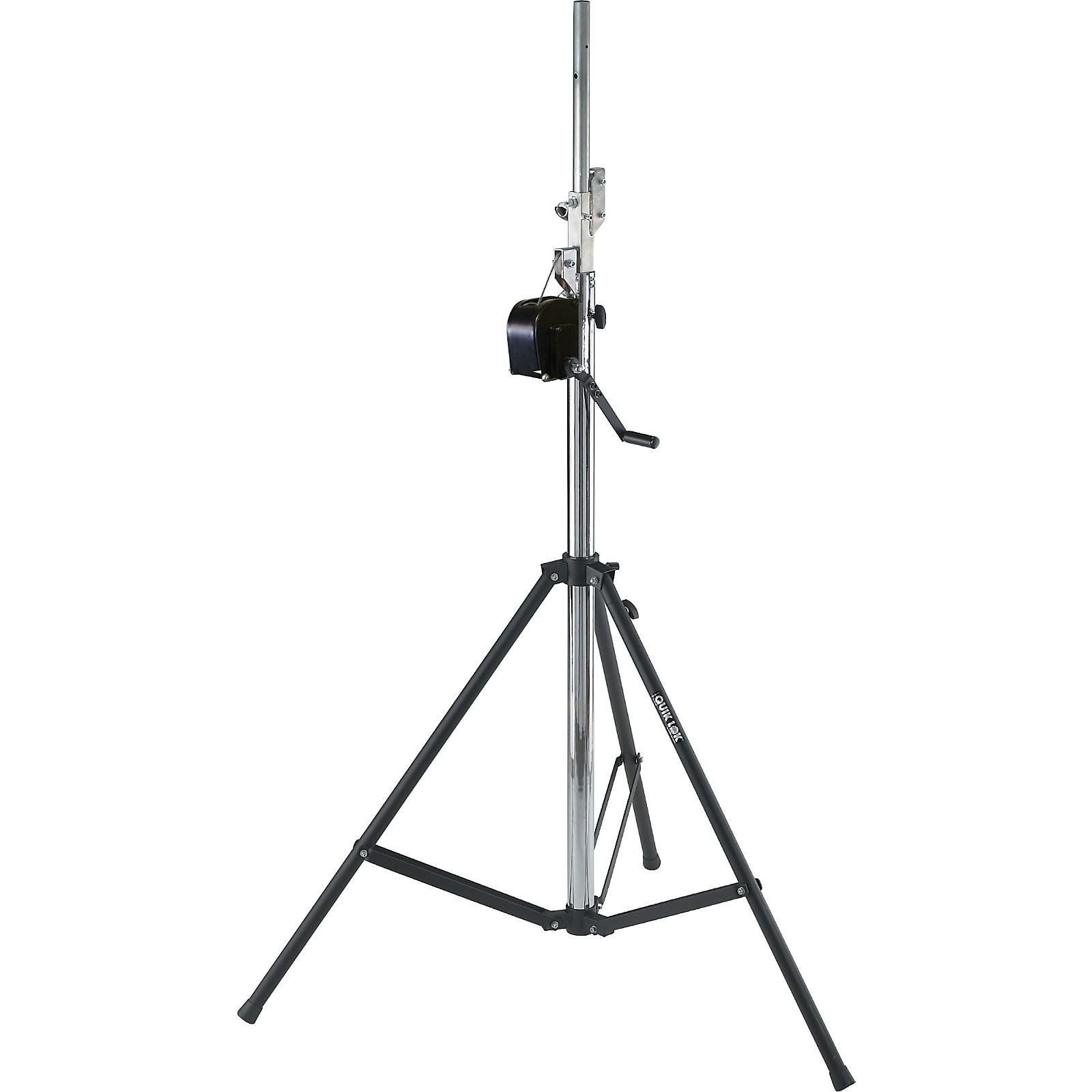 Quik-Lok 13ft. Crank-Up Lighting / Truss Stand