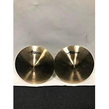 Agazarian 13in 13 Hi Hat Cymbal