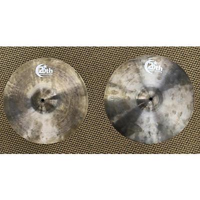 Bosphorus Cymbals 13in 20th Anniversary Cymbal