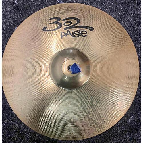 13in 302 Hi Hat Pair Cymbal