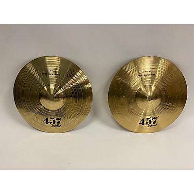 Wuhan 13in 457 Cymbal