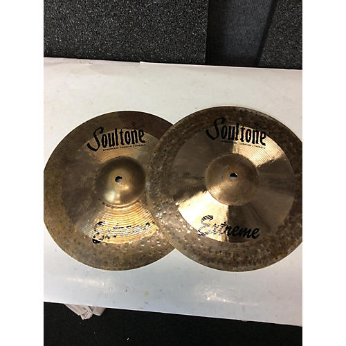 13in Extreme Hi Hat Pair Cymbal