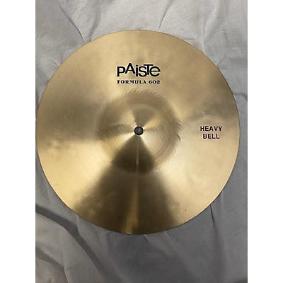 Paiste 13in FORMULA 602 HEAVY BELL Cymbal