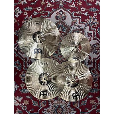 Meinl 13in HCS Set Cymbal