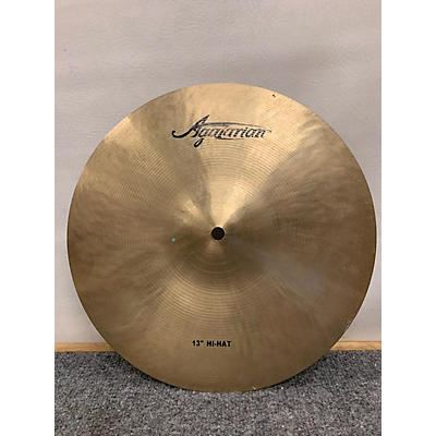 Agazarian 13in HI-HAT BOTTOM Cymbal