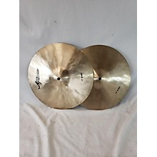 Agazarian 13in Hats Cymbal