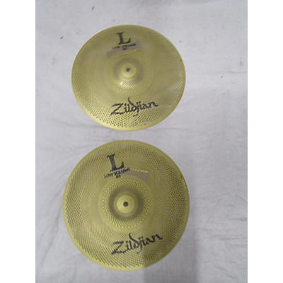 Zildjian 13in L80 Low Volume Hi Hat Pair Cymbal