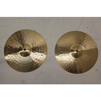 Paiste 13in Signature Dark Crisp Hi Hat Pair Cymbal