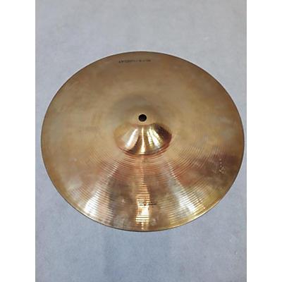Wuhan 13in THIN CRASH Cymbal