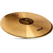 "Stagg 14"" Genghis Exo Series Medium Hi-Hats"