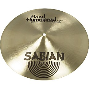 sabian 14 hh series sound control crash cymbal musician 39 s friend. Black Bedroom Furniture Sets. Home Design Ideas