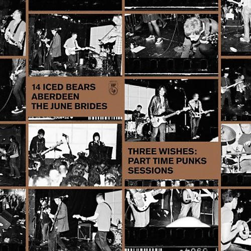 Alliance 14 Iced Bears - Three Wishes: Part Time Punks Sessions