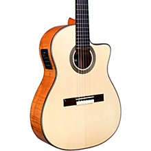 Open BoxCordoba 14 Maple Fusion Spruce Top Acoustic-Electric Guitar