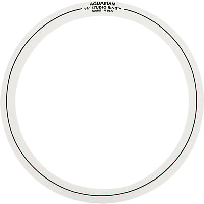 "Aquarian 14"" Studio Rings, Set of 6"