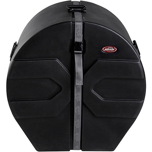 SKB 14 X 28 Marching Bass Drum Case w/Padded Interior 14 in.