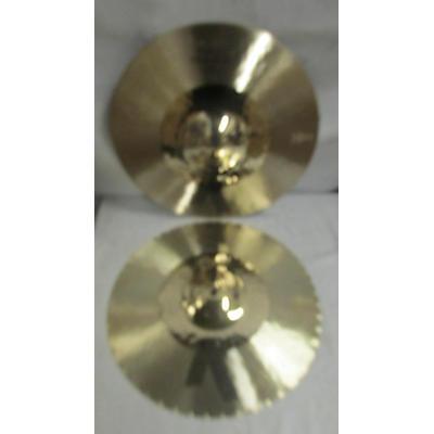 Zildjian 14.25in K Custom Hybrid Hi Hat Pair Cymbal
