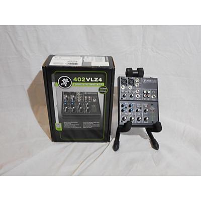 Mackie 1402VLZ4 Unpowered Mixer