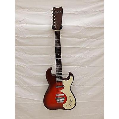 Silvertone 1449 Solid Body Electric Guitar