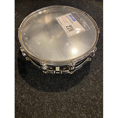 DW 14X4 Collector's Series Aluminum Snare Drum Black 208
