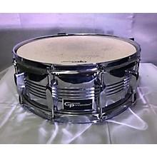 Groove Percussion 14X5  Aluminum Snare Drum
