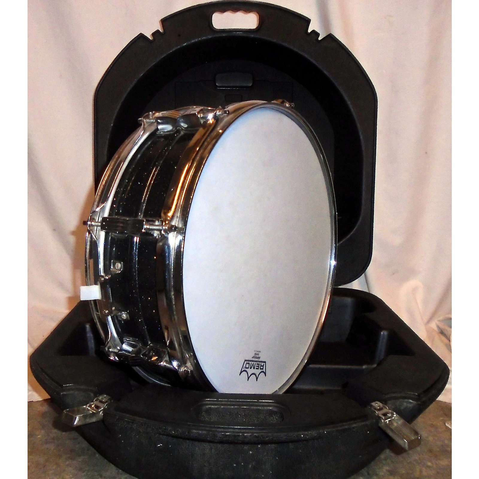 Ludwig 14X5  Black Galaxy Drum